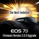 Canon EOS 7D Firmware 2.0.X Update bringt neue Features