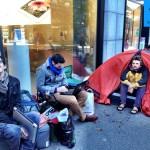Apple Store Zürich - Donnerstag 0930 Uhr