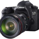 Canon zeigt EOS 6D – Vollformat DSLR mit eingebautem GPS & WiFi