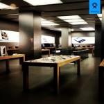 Apple Store Mittwoch Abend - 21:45 Uhr