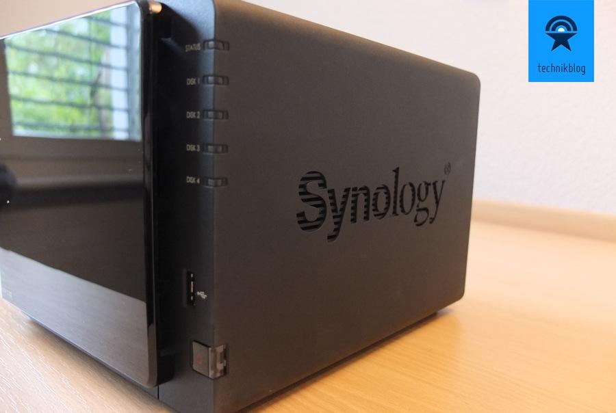 Meine Synology DiskStation DS412+
