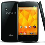 Google präsentiert mit LG das neue Nexus 4 Smartphone