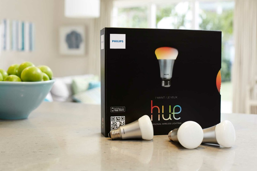 Hue Lampen Philips : Philips hue die smarte led lampe für jedermann