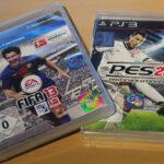 FIFA 13 vs PES2013