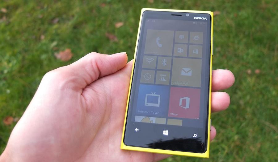 Nokia Lumia 920 Testbericht