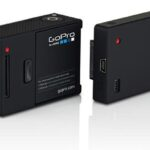 BatteryBacPac von GoPro - passend zum neuen Design der Hero 3