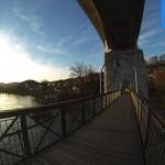 GoPro Hero 3 Black Edition - Brücke