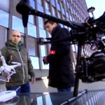 Die AR.Drone 2.0 und ihre grossen Brüder