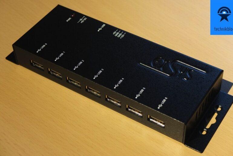 Exsys EX-1177 USB Hub