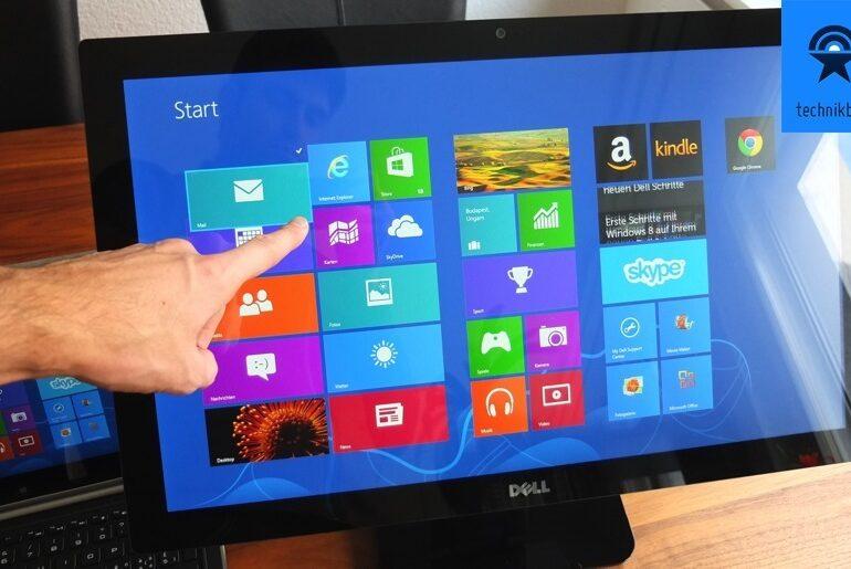 Testbericht - Dell S2340T Touchscreen Monitor