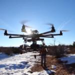 Multicopter Einsatz in Perfektion bei Devinsupertramp