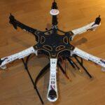 Projekt Multicopter: Zusammenbau und Konfiguration