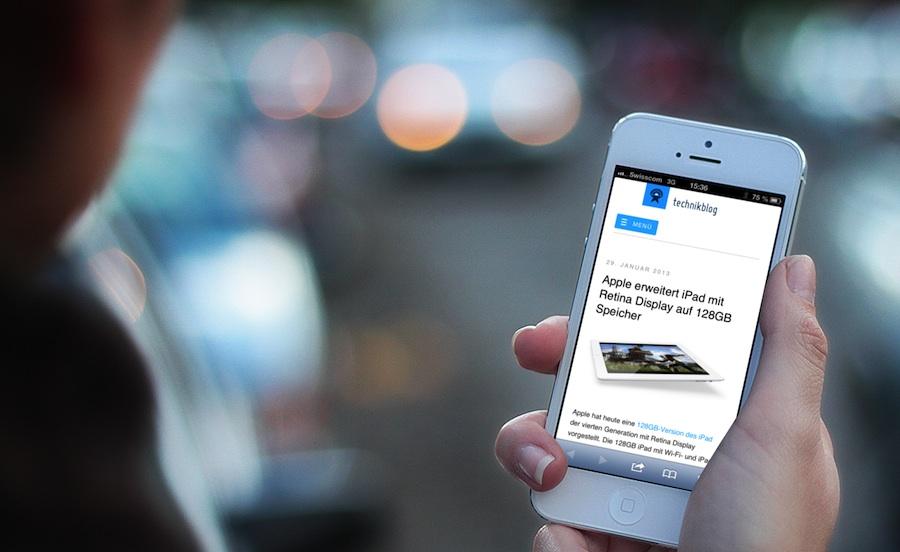 Technikblog Mobile
