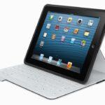 Logitech FabricSkin Keyboard Folio für das iPad