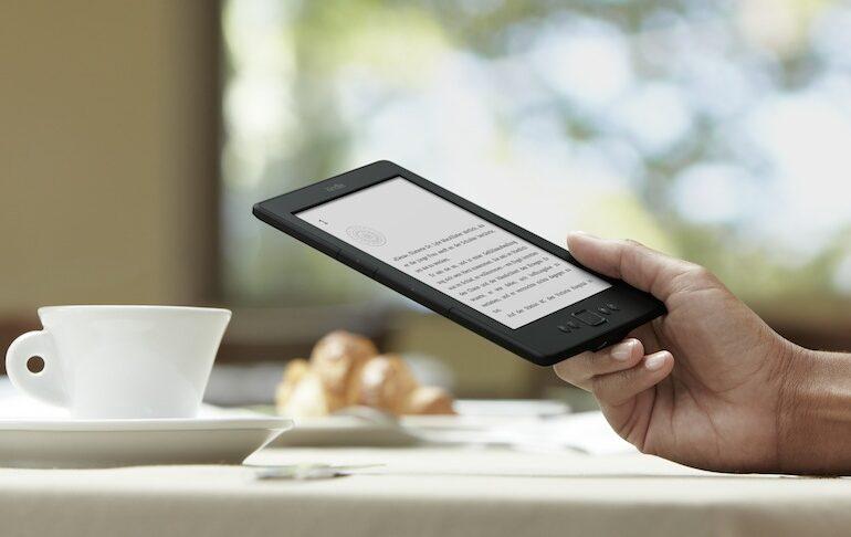 Amazon Kindle Aktion
