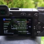 Zeitraffer / Timelapse-Aufnahmen mit der Sony NEX-6