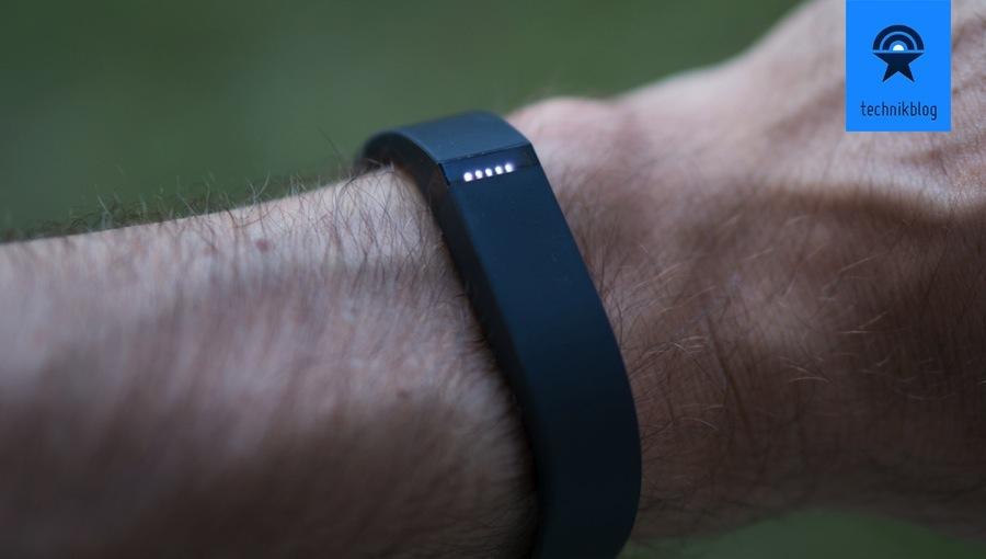Testbericht Fitbit Flex