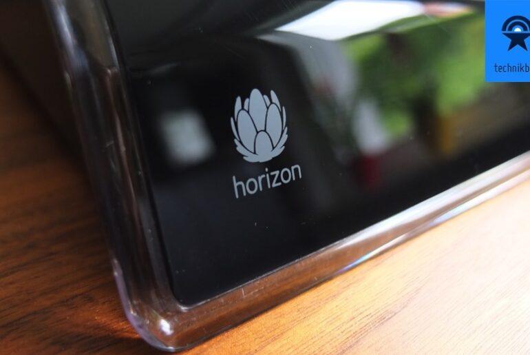 Testbericht UPC Cablecom Horizon Schweiz