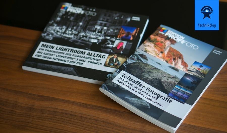 Rezension Fotobücher - Zeitraffer und Lightroom
