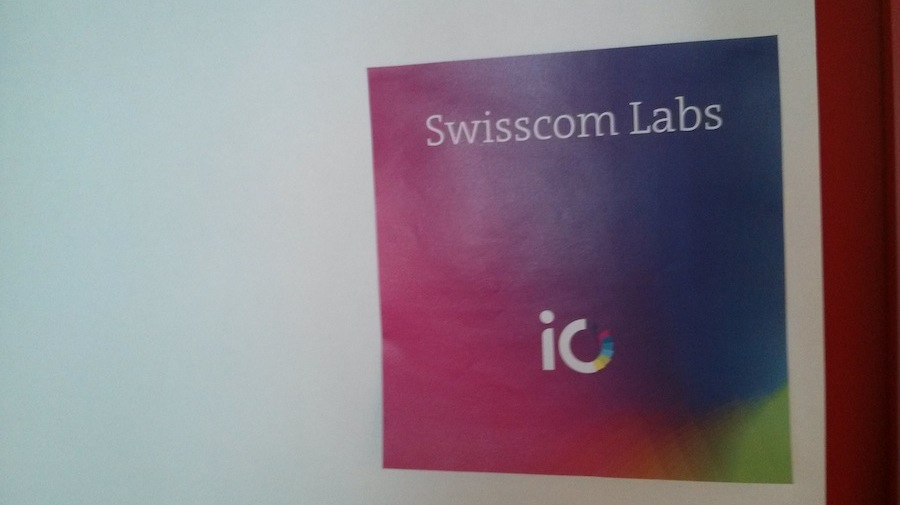 Swisscom Labs - iO