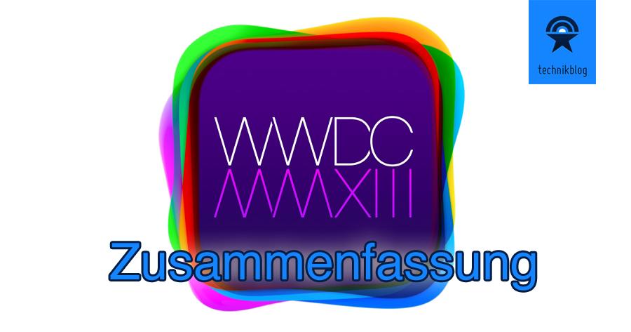 WWDC2013-Zusammenfassung
