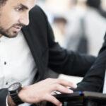 "Fujitsu bewirbt neues Ultrabook ""Lifebook UH572"" an Flughäfen"