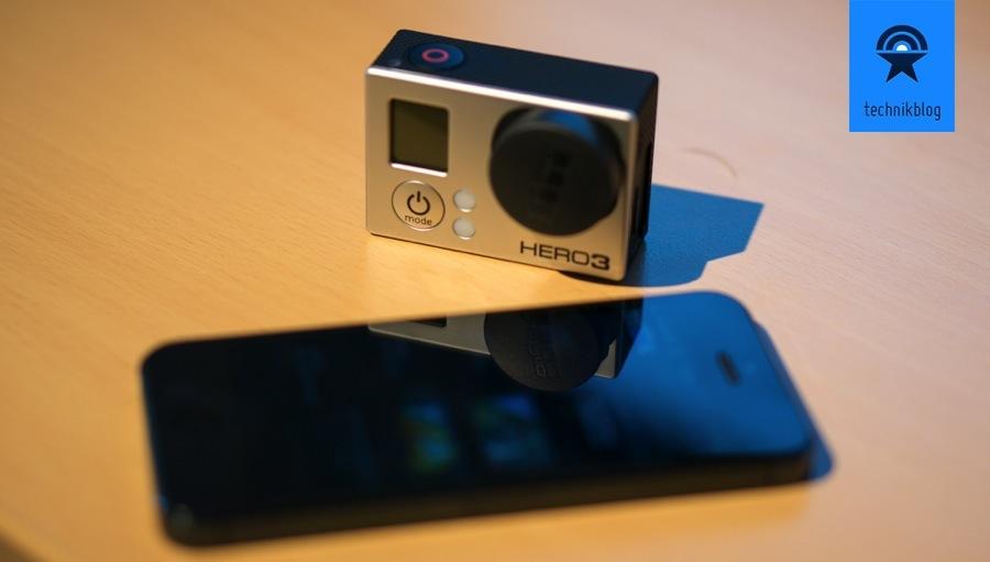 GoPro App 2.0 und Hero 3 Black Edition