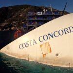Quadcopter liefen eindrückliche Aufnahmen von der Costa Concordia