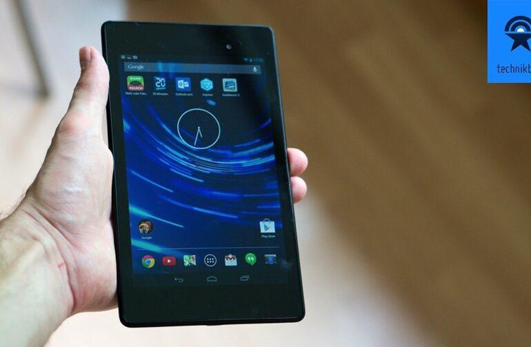 Asus Google Nexus 7 V2 (2013) Review