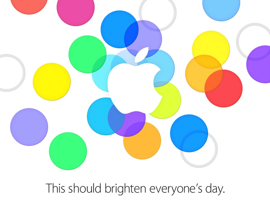 Apple Event am 10. September 2013 bestätigt