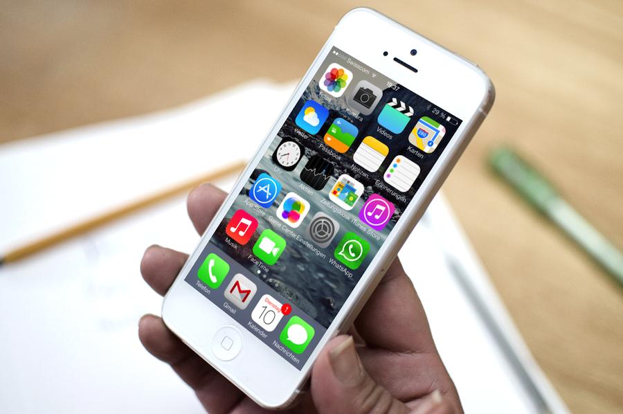 Apple veröffentlicht iOS 7 am 18. September (c)breezi.com