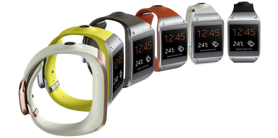 GALAXY Gear Smartwatch von Samsung
