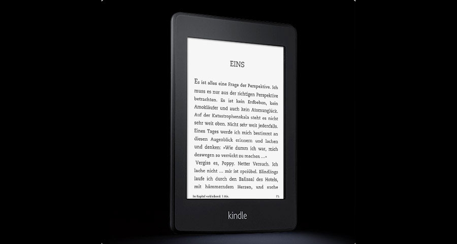 Neuer Kindle Paperwhite