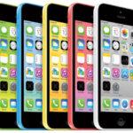 iPhone 5C Farbvarianten