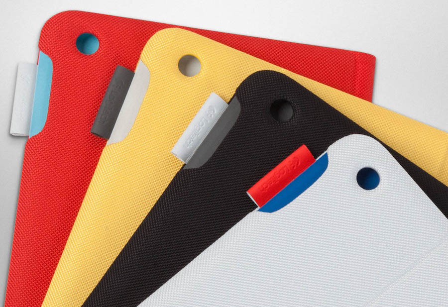 Logitech FabricSkin Keyboard Folio für iPad Air