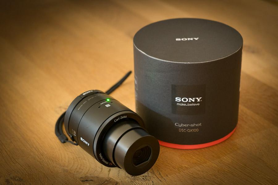 Testbericht Sony DSC-QX100