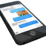 iOS 7 iMessage Bug (c)breezi.com