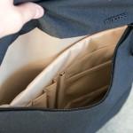 Incase City Backpack - schön verarbeitet