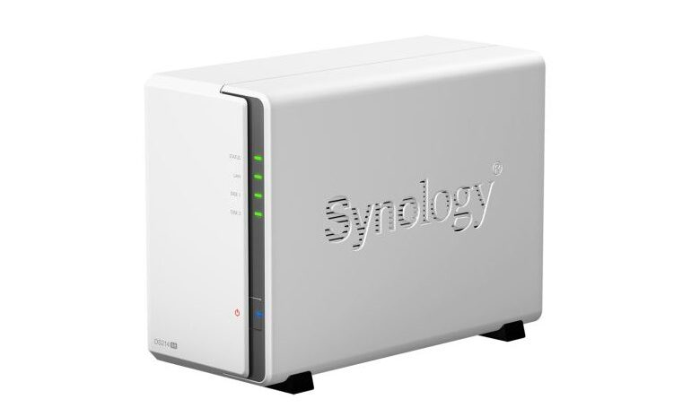 Synology DiskStation DS214se