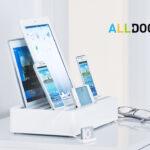 Alldock auf dem Technikblog