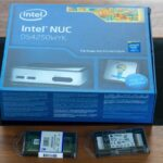 Projekt Media Center: Hardware mit Intel NUC D54250WYK
