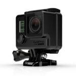 GoPro Blackout-Gehäuse: Stealth Optik für die GoPro Hero3+