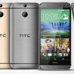 Das neue HTC One (M8) – mit Dot View Cover