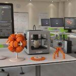 The Micro 3D: Günstiger 3D Drucker mit Erfolg auf Kickstarter