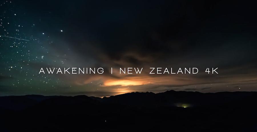 New Zealand Timelapse