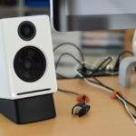 Testbericht: Audioengine A2+ kompakte Aktivlautsprecher mit grossem Klang
