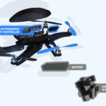HEXO+: Eine autonome Drohne die dich beim Sport filmt