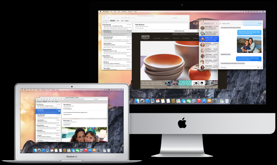 Apple OS X Yosemite