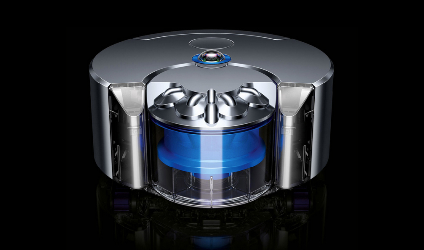 dyson 360 eye saugroboter intelligenter staubsauger roboter. Black Bedroom Furniture Sets. Home Design Ideas