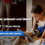 Netflix in der Schweiz ab sofort verfügbar
